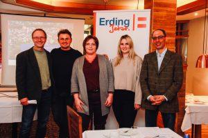 Hochmotiviert und voller Tatendrang: Unsere neue Vorstandschaft